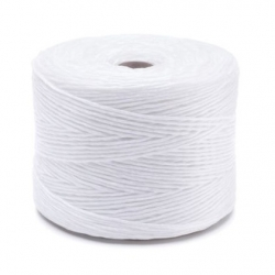 Cordón de polipropileno blanco TEX 1000 - 500 m -