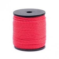 Cordel de albañil rojo - 50 m -
