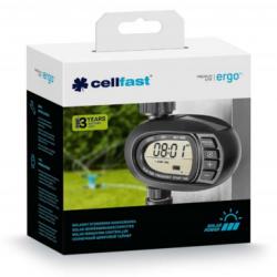 Controlador de riego por esfera solar ERGO CELLFAST -