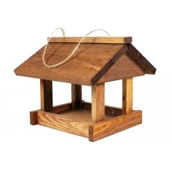 Klassikaline ripp-lindude toitja - pruun -