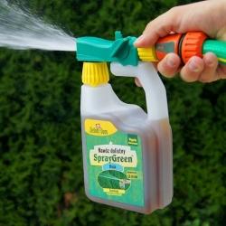 Thuja (arborvitae) väetis kasutusvalmis kastekannus - Zielony Dom® - 950 ml -