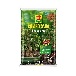Tierra de bonsai de calidad premium - Compo - 5 litros -
