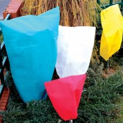 Mũ bảo vệ thực vật mùa đông - 0,80 x 1,20 m - 2 miếng - màu vàng -