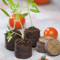 Expandable peat pellets 44 mm - 12 pieces