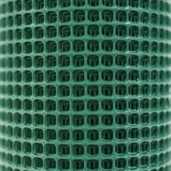 Защитная сетка для забора - диаметр сетки 7 мм - 1,2 х 5 м -