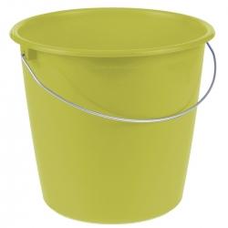 سطل سرخس 10 لیتری سرخس با دسته فلزی -