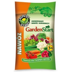 Univerzális kerti műtrágya - Ogród-Start® - 5 kg -