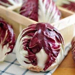 "BIO - Radicchio ""Palla rossa 3"" - certified organic seeds; Chicory - 360 seeds"