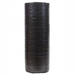 Melns anti-nezāļu audums (agrotekstils) - biezāks par vilnu - 1,10 x 15,00 m -