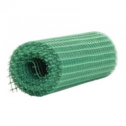 Сильная защитная сетка для ограждений - размер ячеек 30 мм - 0,40 х 5,00 м -