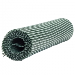 Сетка бордюрная сетка - диаметр сетки 15 мм - 0,8 х 5 м -