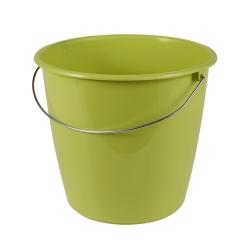 سطل سرخس 5 لیتری سرخس با دسته فلزی -