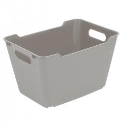 Container lưu trữ Lotta màu xám thành phố 12 lít -