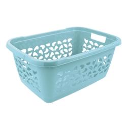 Корзина для белья Watery blue Jost - 65 х 44 см -