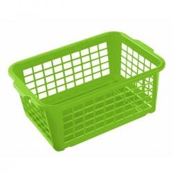 Veľký zelený modulárny kôš 30 x 20 cm -