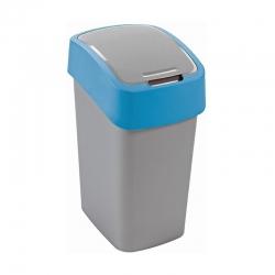 10 literes kék Flip Bin szemetesszedő -