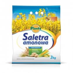 Salitre de amônio - fertilizante de nitrato - 3 kg -