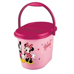"Kotak popok merah muda ""Mickey & Minnie"" -"