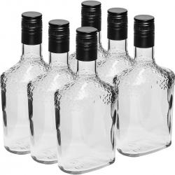Juego de botellas de 500 ml - Safari - 6 piezas -