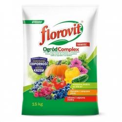 Viacúčelové hnojivo na zásobovanie všetkých rastlín - komplex Ogród - Florovit® - 15 kg -