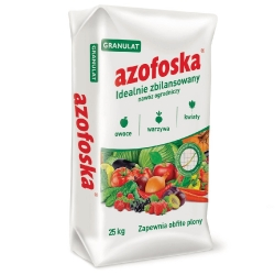 Granulated Nitrophoska - fertilizer for the demanding gardeners - Florovit® - 25 kg