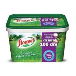 Long-acting lawn fertilizer - 100 days - Florovit - 4 kg