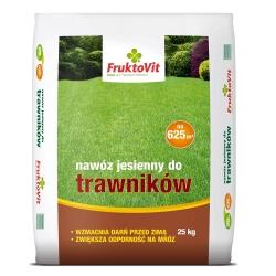 Autumn lawn fertilizer - Fruktovit - 25 kg
