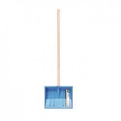 Pala quitanieves - Bobo - 25 cm - azul -