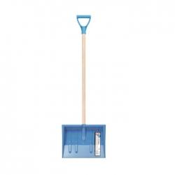Pala quitanieves - Iglo Comfort - 29 cm - azul -