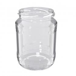 Glass twist-off jars, mason jars - fi 82 - 720 ml - 8 pcs