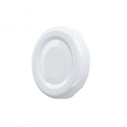 Fehér üvegedény - ø 82 mm -