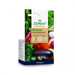 Biosar - prírodné hnojivo pre zdravý a bohatý rast rastlín - Ziemovit® - 10 ml -