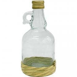 Gallone pudel keeratava korgiga õlekorvipõhjas - 500 ml -