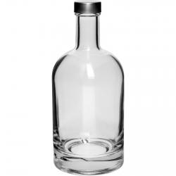 "Botella ""Miss Barku"" (Miss Cocktail Cabinet) con tapón giratorio - blanco - 500 ml -"