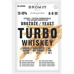Destilleerija pärm Turbo - viski - 23 g -