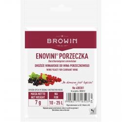 Levadura seca para vino de grosella - Enovini - 7 g -