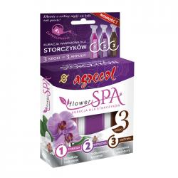 Flower SPA - обработка орхидей - оптимально подобранный набор удобрений - Agrecol® - 3 x 30 мл -