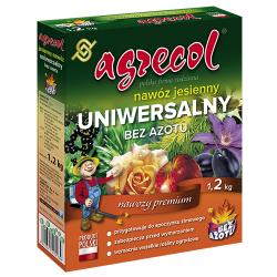Üldotstarbeline sügisväetis - lämmastikuvaba - Agrecol® - 1,2 kg -