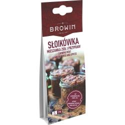 Słoikówka (ebédkonzerv) - gyógynövény- és fűszerválaszték -