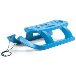 Trineo, trineo, deslizador de nieve Flecha - azul -