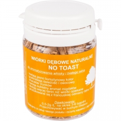 Looduslik tammepuit - röstitud - 20 g -