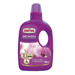 Orchid fertilizer with humus - concentrate - Substral® - 250 ml