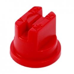 Плоская веерная коническая форсунка SF-04 - красная - Kwazar -