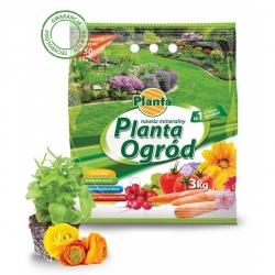 Viacúčelové hnojivo - Záhrada - Planta® - 3 kg -