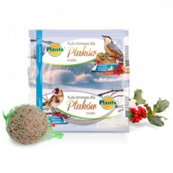 Winter bird fodder - small ball - Planta - 100 g