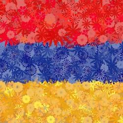 Bendera Armenia - benih 3 varietas -  - biji
