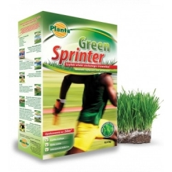 Green Sprinter - quickly germinating and low growing grass - Planta - 0.5 kg