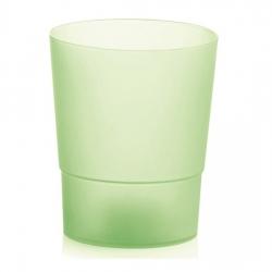 Цветочный горшок для орхидеи - Coubi DSTO - 12,5 см - Зеленый коврик -