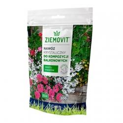 Kristallijne meststof voor balkonsamenstellingen - Ziemovit® - 200 g -