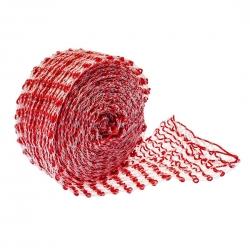 Red de hilo para carne - 22 cm x 4 m - resistente al horno hasta 125 toC, rollo de red para carne -